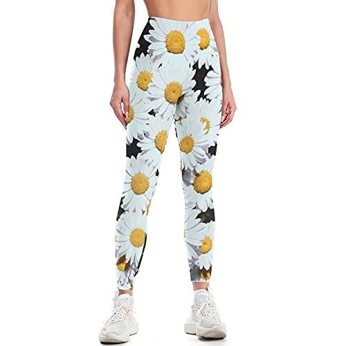 QTJY Pantalones de Yoga para Levantar la Cadera de Cintura Alta para Mujer, Pantalones de Ejercicio Push-up para Gimnasio, Leggings para Celulitis elásticos, Pantalones para Correr A S