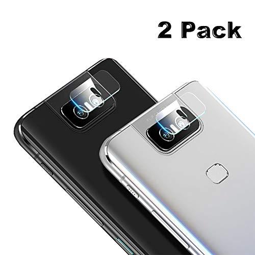 NOKOER Protector Cámara para ASUS Zenfone 6 ZS630KL, [2 Pack] Protector de...