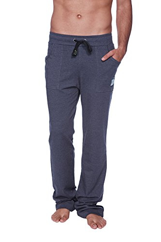 4-rth Men's Eco-Track Pant (M, Solid Charcoal)