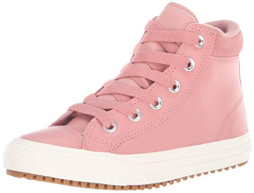 Converse Unisex-Kinder Chuck Taylor All Star PC Boot Sneakers, Mehrfarbig (Rust Pink/Burnt Caramel 668), 30 EU