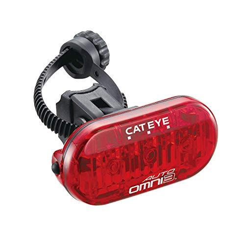 キャットアイ(CAT EYE) テールライト OMNI3 AUTO 36mm x 75mm x 21.9mm TL-AU135-R ライト 自転車