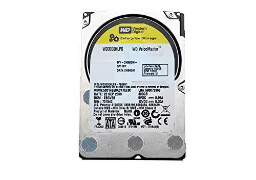 Dell 300GB 10K RPM SATA 3.5 Inch Hard Drive (Renewed)