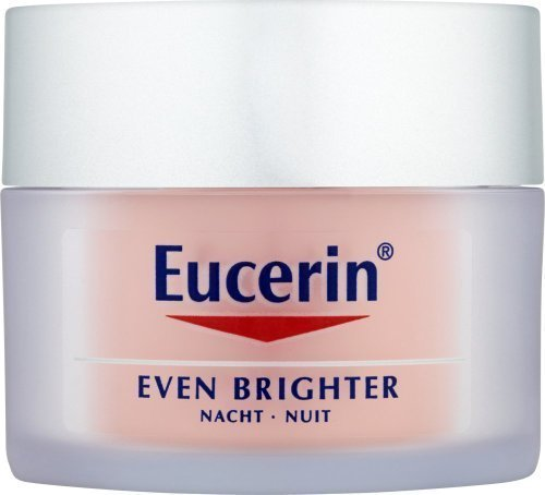 Eucerin Even Brighter Pigment Reducing Night Cream 50ml by Eucerin (English Manual) by Eucerin