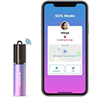 Alphahom Care Go Smart Personal Alarm with Real-time GPS Tracking