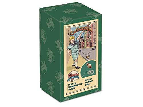 Cayro -Peonza Collection— Juguete Tradicional - Desarrollo de Habilidades cognitivas e inteligencias múltiples - Juego Tradicional (512)