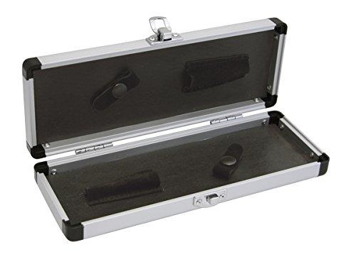 Comair 3010095 Boîte à outils pour 2 ciseaux de coupe Aluminium 22 x 9 x 4 cm