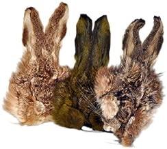 Hareline Dubbin Grade #1 Hare's Mask (Natural)