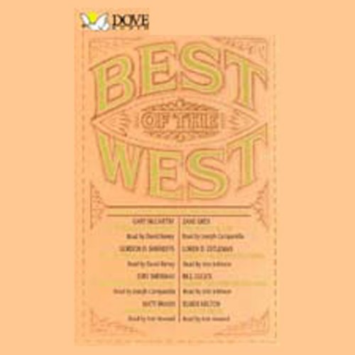 Best of the West audiobook cover art
