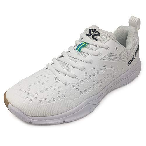 Salming Deutschland GmbH 1239104 - Eagle Shoe Women 0707 White 4.5