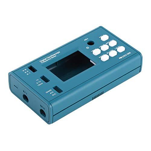 Kit de diagnóstico de la PC DIY del osciloscopio de Digitaces para la oficina para la industria con el sistema de enseñanza de la sonda del LCD 20MHz