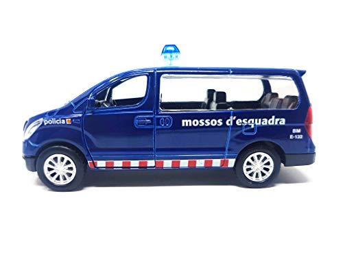 PLAYJOCS Furgón Mossos Gt-2461