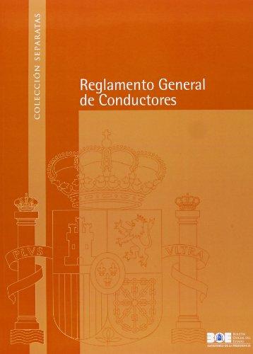 Reglamento General de Conductores (Separatas)