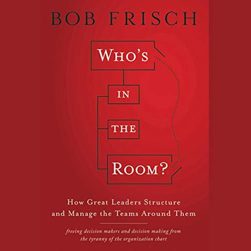 Who's in the Room? Titelbild