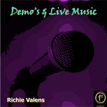 Demo's & Live Music