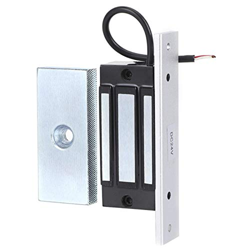 Aluminiumlegeringslås Dörrlås Enkelt elektromagnetiskt lås Lång livslängd Högkvalitativt elektrisk skåp för glasdörrar för trädörrar för metalldörrar
