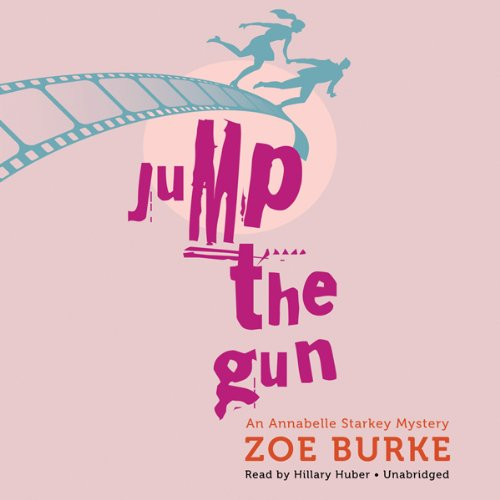 Jump the Gun audiobook cover art