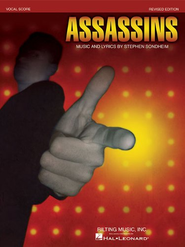 Assassins: Vocal Score