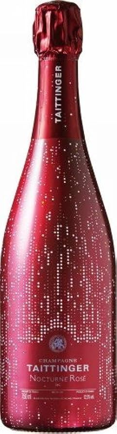 シードあいにくく【ノーベル賞晩餐会で提供された珠玉のシャンパンテタンジェ ノクターン スリーヴァーロゼ [ スパークリング フランス 750ml ]