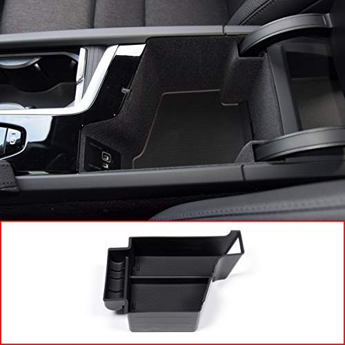 Center Console Armrest Storage Box Organizers Phone Tray Accessories for Volvo S90 XC90 V90CC 2017 2018 2019,for Volvo XC60 2018
