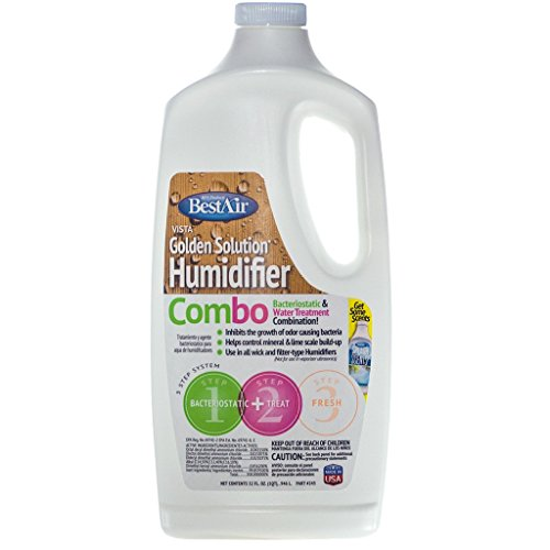 RPS PRODUCTS Humidifier Bacteria Water Treatment