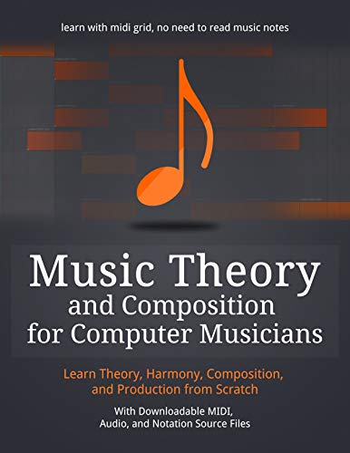 Music Theory and Composition for Computer Musicians: Theory, Harmony, Composition, and Production (English Edition)