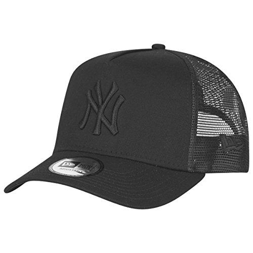 New Era New York Yankees MLB Essential A-Frame Trucker Cap - One-Size