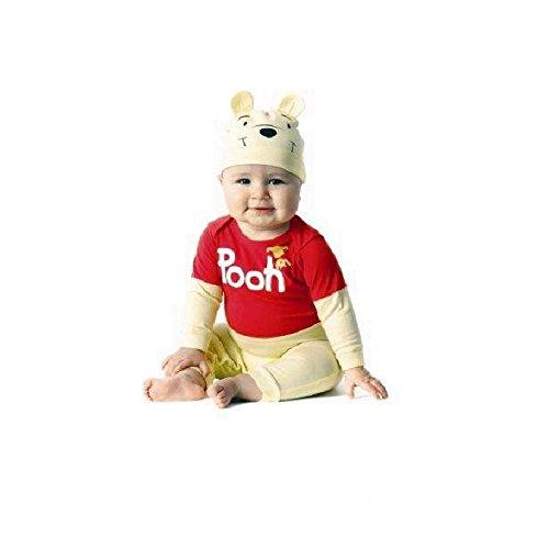 Disney Pijama naonato Winnie The Pooh, bebé Primeros Meses