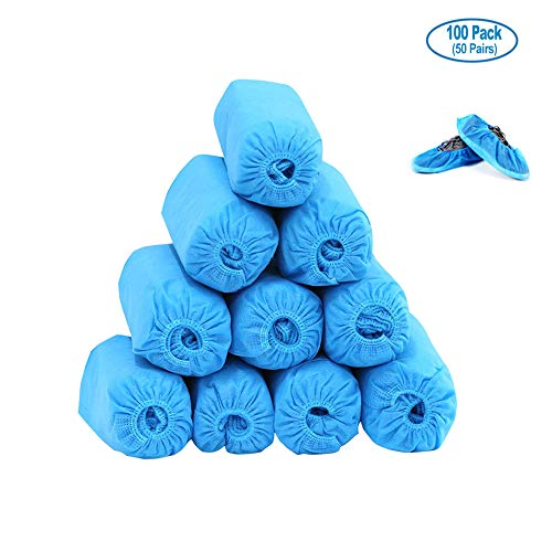 Shoe Covers Disposable -100 Pack $7.84(70% Off)