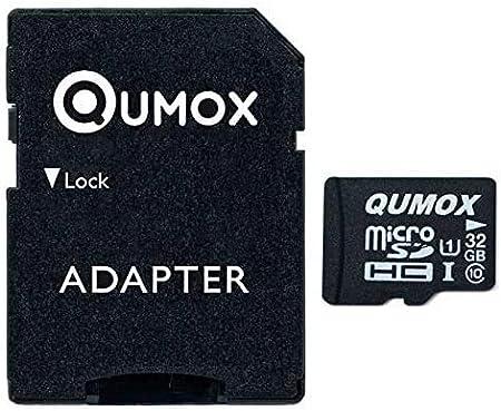 Qumox 32gb Micro Sd Speicherkarte Class 10 Computer Zubehör