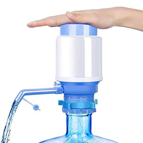 Dispensador Agua para garrafas | Dosificador Agua garrafas Compatible con Botellas (Pet) de 2,5, 3, 5, 6, 8, 10 y 12 litros | para Botellas con el tapón diámetro 38mm y 48mm