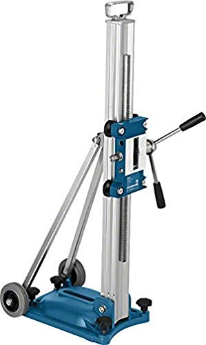 Bosch Professional GCR 350 - Soporte para taladro (Ø de perforación 350 mm, alto 955 mm, con ángulo de trabajo, en caja)