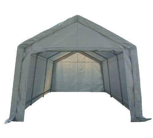 Birchtree 3m x 6m Heavy Duty Waterproof Carport