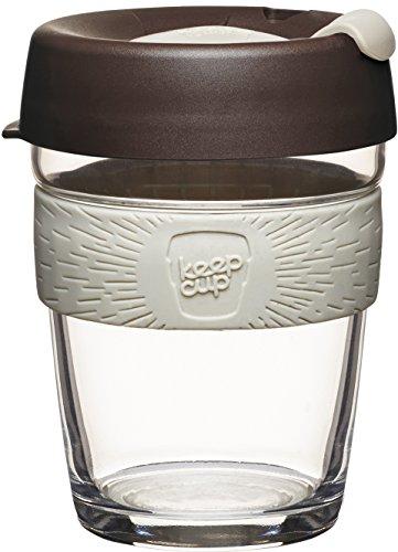 KeepCup Kaffee Zubereiter, Glas, Roast, 12oz/340ml