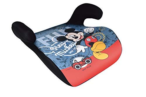 Kaufmann HiTS4KiDS - Kindersitzerhöhung, Auto-Sitzerhöhung, Kindersitz, 15-36kg, 3-12 Jahre, Gruppe 2-3, ECE R44/04 geprüft, Disney Mickey Mouse