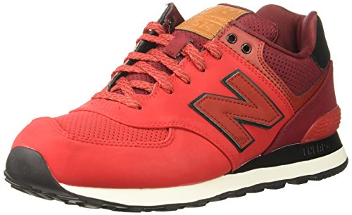 New Balance New Balance, Herren Sneaker, Rot (Red), 44 EU (9.5 UK)