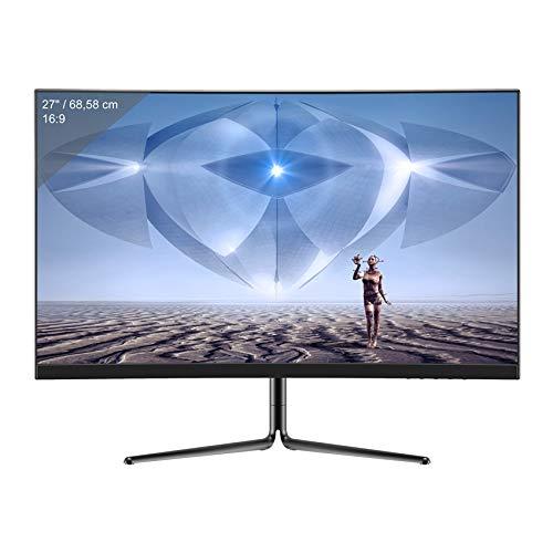 LC-Power LC-M27-FHD-165-C Gaming Monitor 27' curved Full HD Display 16:9, 4ms,VA, 2*HDMI, DP, 165Hz schwarz