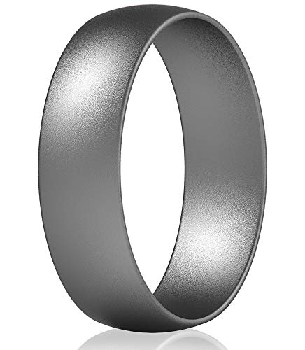ThunderFit Silicone Wedding Ring