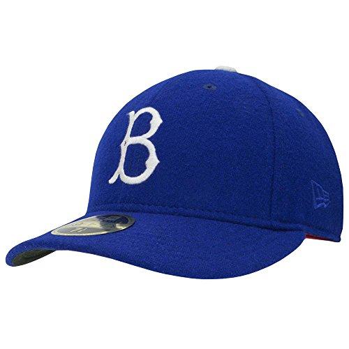 New Era Era Era - Bonnet Brooklyn Dodgers Heritage Low Profile 59Fifty Bleu Royal A/I 2017 80524527-307234 - Bleu - bleu, 41 EU EU