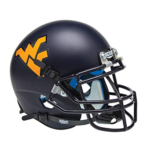 Schutt NCAA West Virginia Collectible Mini Casque de Football
