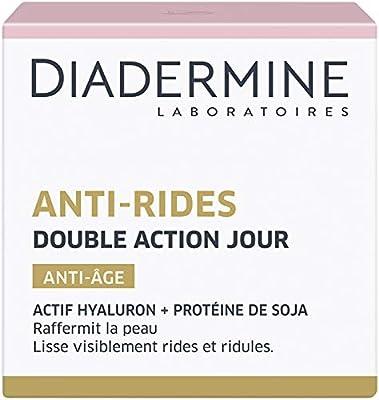 Diadermine Double-Action Anti-Wrinkle Day Cream 50 ml Pot by Diadermine