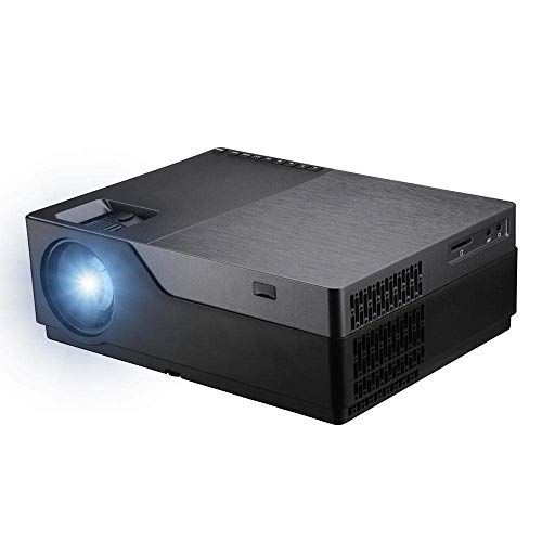 Mini Projector Full HD Proyector Android 5500 Lumens 1920x1080 LED Proyector Support Proyector de Cine en casa 3D Hogar y proyector al Aire Libre