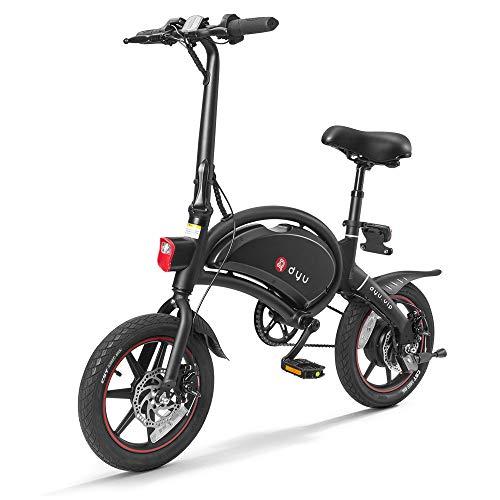 Roloiki Bicicleta Electrica, Roeam Asistente de Potencia Plegable de 14 Pulgadas, MAX....