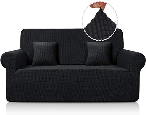 Copridivano Con Penisola Elasticizzato Chaise Longue Sofa Cover Componibile in Poliestere a Forma Di L