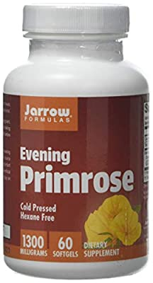 Jarrow Formulas Evening Primrose, 60 Softgels