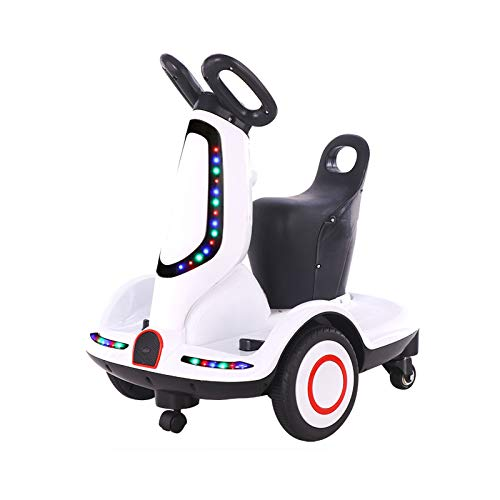 El juguete de control remoto de automóviles eléctricos para niños puede sentarse en un automóvil de equilibrio a la deriva para niños, ejerce la capacidad de equilibrio para niños, y puede usarse como