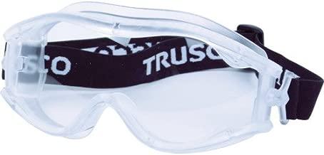 TRUSCO セーフティゴグル(ワイドビュータイプ