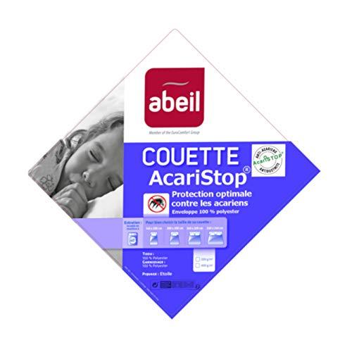 Abeil Couette Bébé Acaristop 75 x 120 cm