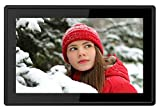 Feelcare 10 Inch 16GB Digital Picture Frames WiFi, Digital Photo Frames WiFi Send