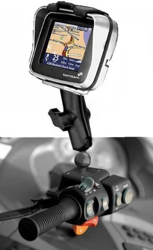 MOTOCICLO VACHETTA OLIERA Compatibel met TOMTOM RIDER FIRST EDITION V1 RAM-MOUNT RAM-B-345-TO2U