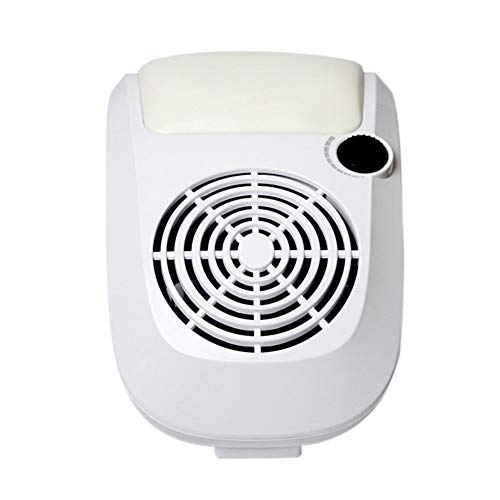 Aspirateur Manucure Machine de poussière de clou d'aspirateur de bureau de vitesse réglable de vitesse déchargeant l'outil de nettoyage de clou de collecteur de poussière de ponçage 220v / 240v